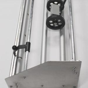 PROFI Folien-/Banner- Abrollgerät A160 SZN