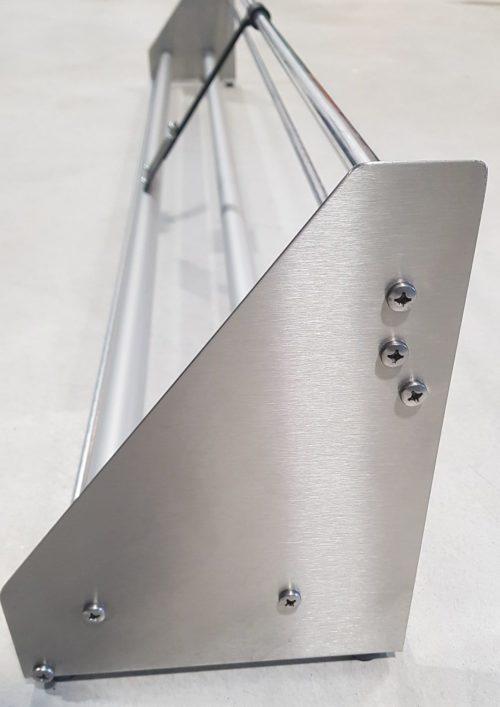 Folienabroller FAG160+ Seitenansicht