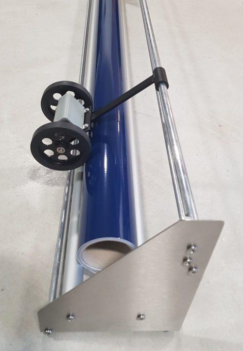 Folienabrollgerät FAG160NZ inkl. opt. Meterzähler