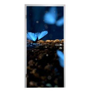 "Türfolie Motiv ""Papillon"""